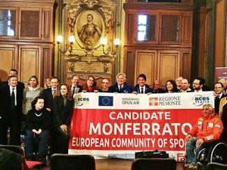 Monferrato European Community of Sport: il calendario presentato alla San Giuseppe CorriereAl 2