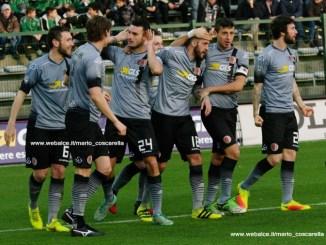 Alessandria 3 - Tuttocuoio 0 [Curva Nord] CorriereAl