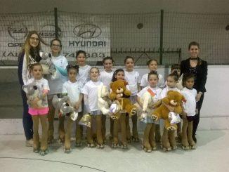 """Copia di ASD Pattinaggio Artistico Aurora: piccoli atleti al Trofeo Acsi """"Pozzolo Formigaro"""" CorriereAl 4"""