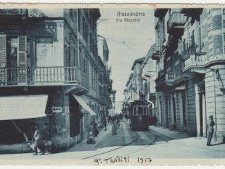 """Via Mazzini e """"La mia cara Alessandria"""" di Lucia Lunati [Un tuffo nel passato] CorriereAl 1"""