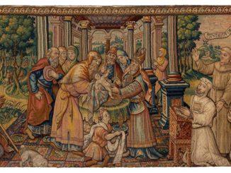 """Museo Civico di Casale: sabato 22 aprile presentazione pubblica della """"Circoncisione di Cristo"""" CorriereAl"""