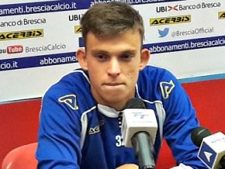 Simone Rosso dopo Viterbese-Alessandria (1-1) CorriereAl
