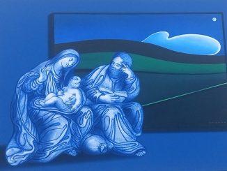 """Cella Monte, inaugurazione della Mostra permanente di """"Arte Moderna accanto alle pietre antiche"""" CorriereAl"""
