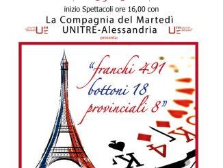 """Per il Gabbiano domenica si esibisce la """"Compagnia del Martedì"""" CorriereAl"""
