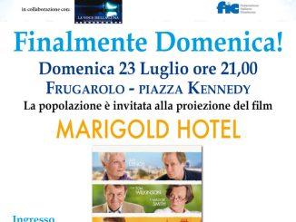 """""""Finalmente Domenica!: a Frugarolo il Gabbiano porta la commedia """"Marigold Hotel"""" CorriereAl"""