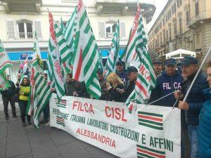 Filca Cisl primo sindacato nei cantieri Cociv di Novi e Arquata CorriereAl