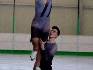 Pattinaggio Artistico Aurora: l'atleta Francesca Semino convocata al Campionato europeo pattinaggio artistico Roana 2017 CorriereAl