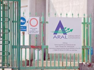 """Aral, lunedì in Prefettura incontro decisivo. Borasio: """"Ma non esiste emergenza rifiuti per i cittadini"""" CorriereAl 1"""