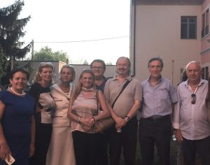 Cascinagrossa: anche il sindaco Cuttica di Revigliasco alla Festa Patronale CorriereAl