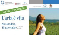 Aria è vita: l'Azienda Ospedaliera di Alessandria lancia una iniziativa di sensibilizzazione CorriereAl