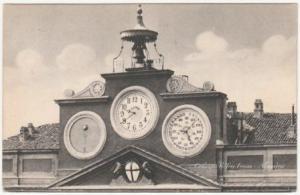 Gli orologi del Municipio [Un tuffo nel passato] CorriereAl 1