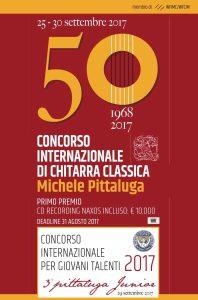 Concorso Internazionale di chitarra 'Michele Pittaluga': gli appuntamenti dell'autunno CorriereAl