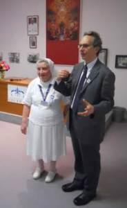 Guarigioni e miracoli a Lourdes: a Casale Monferrato arriva il presidente del Bureau des Constatations Medicales CorriereAl