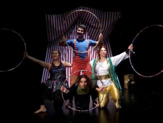 Il Teatro del Rimbombo presenta Badélèn il Circo dei Sogni CorriereAl