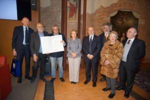Ai giornalisti Massone, Prato e Grisieri il Premio Franco Marchiaro: ospite della cerimonia Carlin Petrini CorriereAl 4