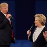 今回の大統領選挙は、歴史に残る「二人のDISりSHOW」