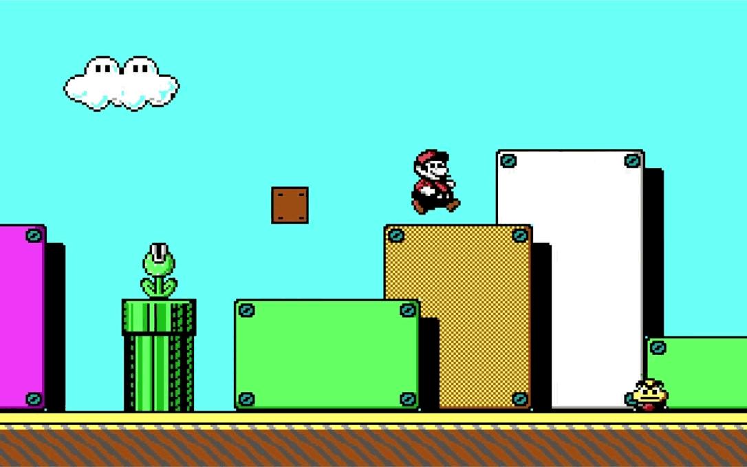 La Version PC De Super Mario Bros 3 Exhume En Vido