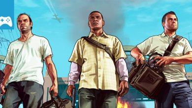 Bild von Game-Review: GTA V