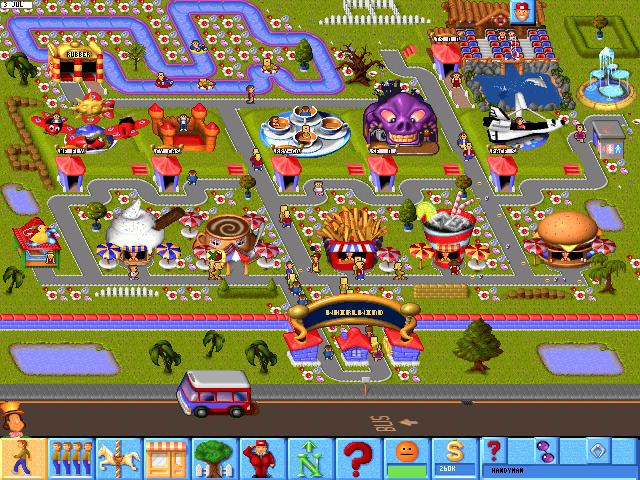 08 theme park