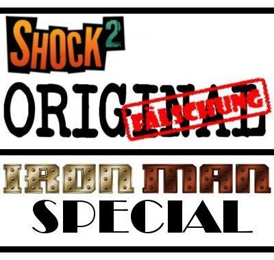 Original & Faelschung IM Special Logo Shock2