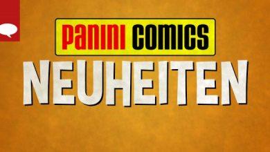 Photo of Comic News: Die Panini-Neuerscheinungen der 33. KW 2015