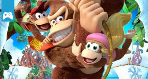 Game: Donkey Kong Country Tropical Freeze [Nintendo Switch]