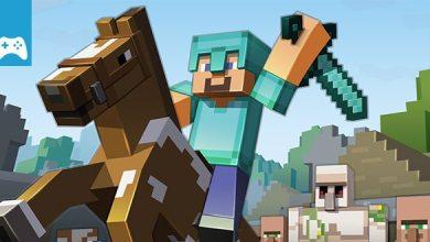 Bild von Game-News: Ein iPhone in Minecraft entdeckt