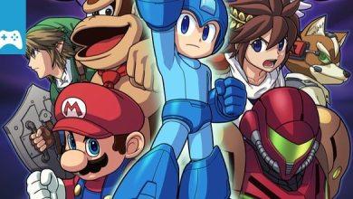 Bild von Game-News: Wird Super Smash Bros. für Nintendo Switch portiert?