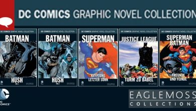 Photo of Comic-News: Die DC Comics Graphic Novel Collection bei Eaglemoss – alle Infos! (Update: Die Bände bis Nr. 31 stehen fest)