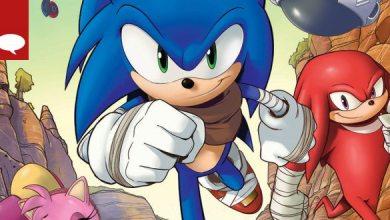 Photo of Comic-News: Neue Sonic-Comicserie angekündigt