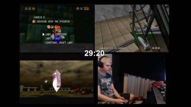 Bild von Game-News: Drei N64 Klassiker gleichzeitig in unter einer Stunde durchgespielt