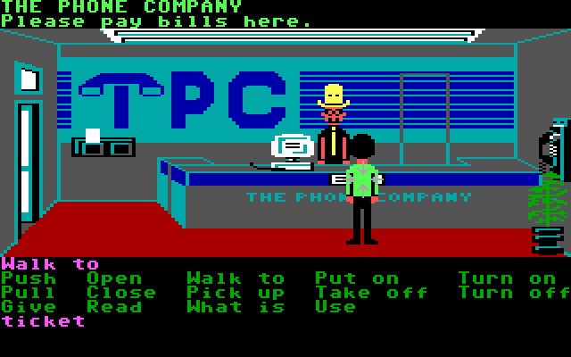 8127-zak-mckracken-and-the-alien-mindbenders-dos-screenshot-the-phone