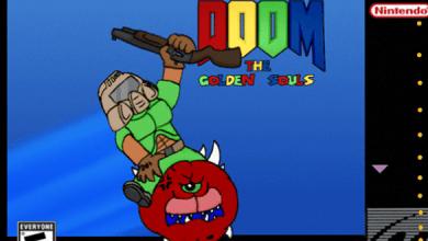 Bild von Game-News: Doom trifft auf Super Mario 64