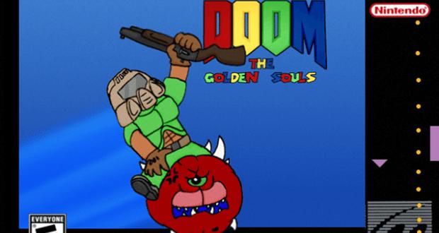 Game News Doom Trifft Auf Super Mario 64 Shock2