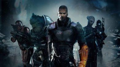 Bild von Mass Effect Trilogy bei Händler aufgetaucht