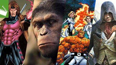 Photo of Film-News: Neue Starttermine für Gambit, Fantastic Four 2, Assassin's Creed und Planet der Affen 3