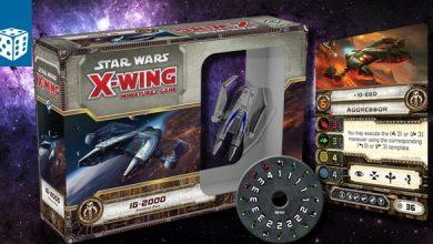Bild von Brettspiel-News: Der Aggressor (IG-2000) für das X-Wing Miniaturen-Spiel vorgestellt
