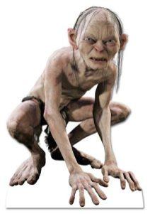 #3: Gollum versteht keinen Spaß