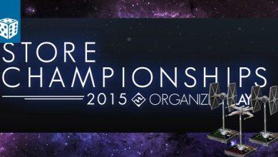 Bild von Brettspiel-News: X-Wing Store Championships 2015 ab 31. Jänner