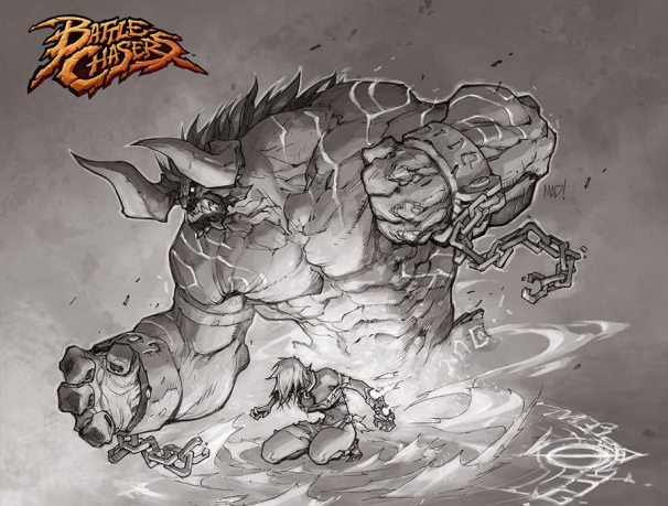 battle chasers 4