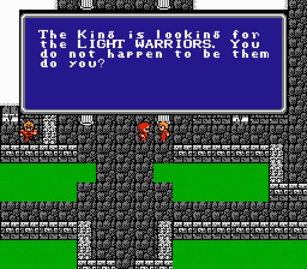 Final_Fantasy_-_NES_-_Castle