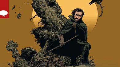 Bild von Review: Richard Corben: Edgar Allan Poes Geister der Toten