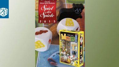 """Photo of Brettspiel-News: """"Mmm!"""" gewinnt den Österreichischen Spielepreis 2015"""