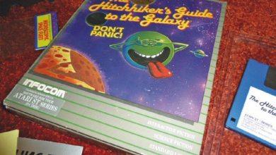 Bild von 200 Games, die du gespielt haben musst! (42) – The Hitchhiker's Guide to the Galaxy