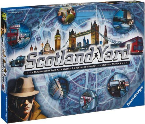 Scotland Yard heute