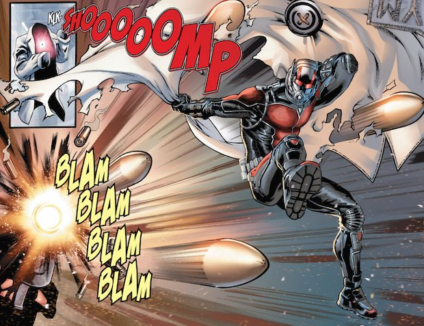 Marvel's Ant-Man Prelude 001-011