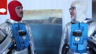 Photo of SDCC 2015: Adam Savage und Chris Hadfield als Cosplayer auf der Comic-Con