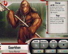 Gaarkhan   Wookie