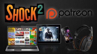 Bild von SHOCK2 VIP werden, monatlich 2 Gameminds-Sendungen, Podcasts, eMags & mehr erhalten