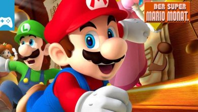 Photo of Super Mario Monat: Die Evolution von Super Mario (Video)